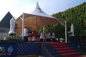 La messe solennelle