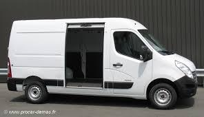 Fourgon Opel