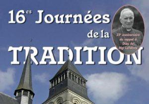 Stand aux Journées de la Tradition, les 8 & 9 oct 2016