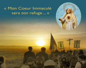 Pèlerinage de Pentecôte  3 – 4 – 5 juin 2017