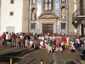 Pèlerinage de Compostelle à Fatima – les reportages 2017
