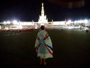 Pèlerinage de Compostelle à Fatima – photos et vidéos 2017