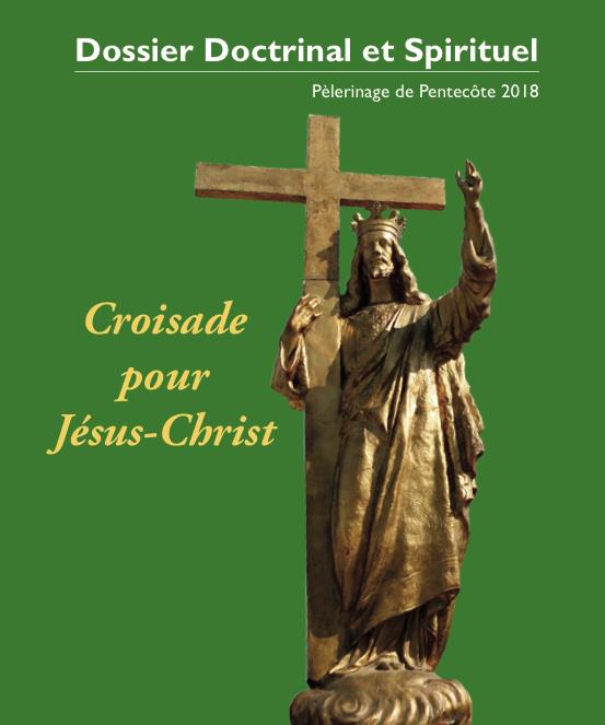 Pèlerinage de Chartres – Découvrez le dossier spirituel 2018