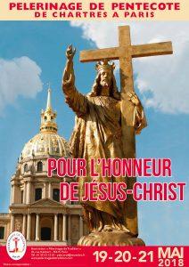 Read more about the article Écoutez les méditations du pèlerinage de Pentecôte 2018