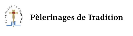 Logo de l'association Pèlerinages de Tradition
