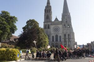 Pèlerinage de Pentecôte – Les premières images du samedi