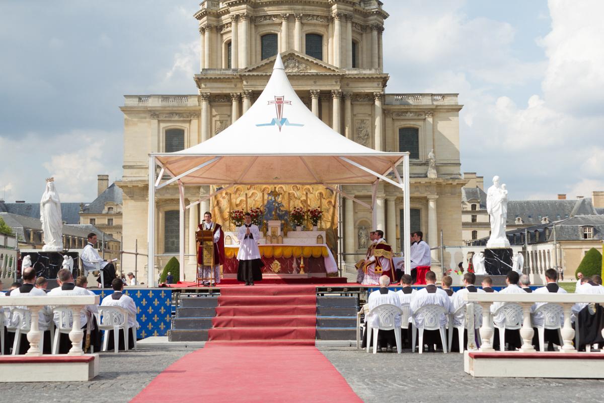 Pèlerinage de Pentecôte – Les Sermons