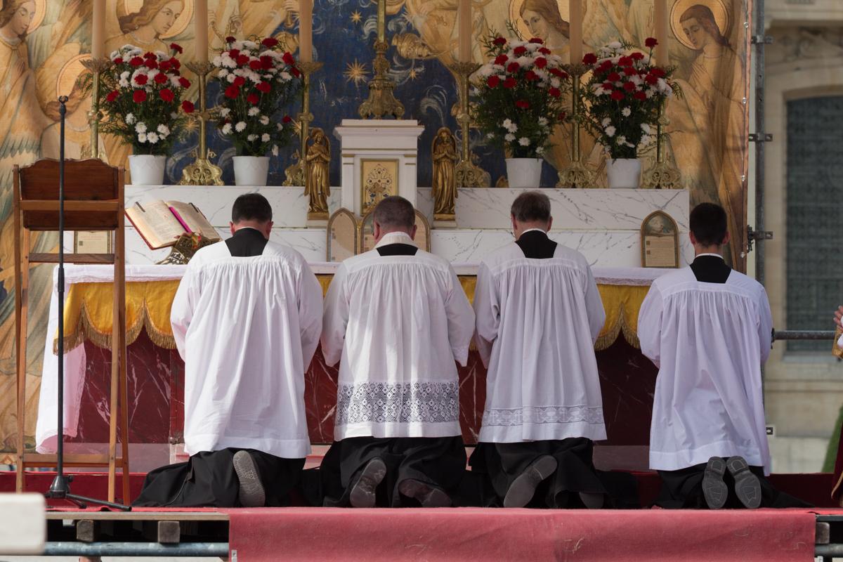 Écoutez les méditations du pèlerinage de Pentecôte 2019