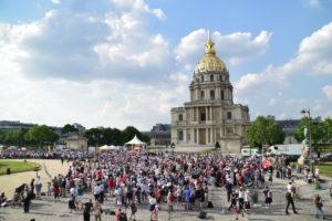 Pèlerinage de Pentecôte 2018 – Les images du lundi