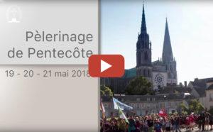 Read more about the article Revivez l'édition 2018 du pèlerinage de Pentecôte