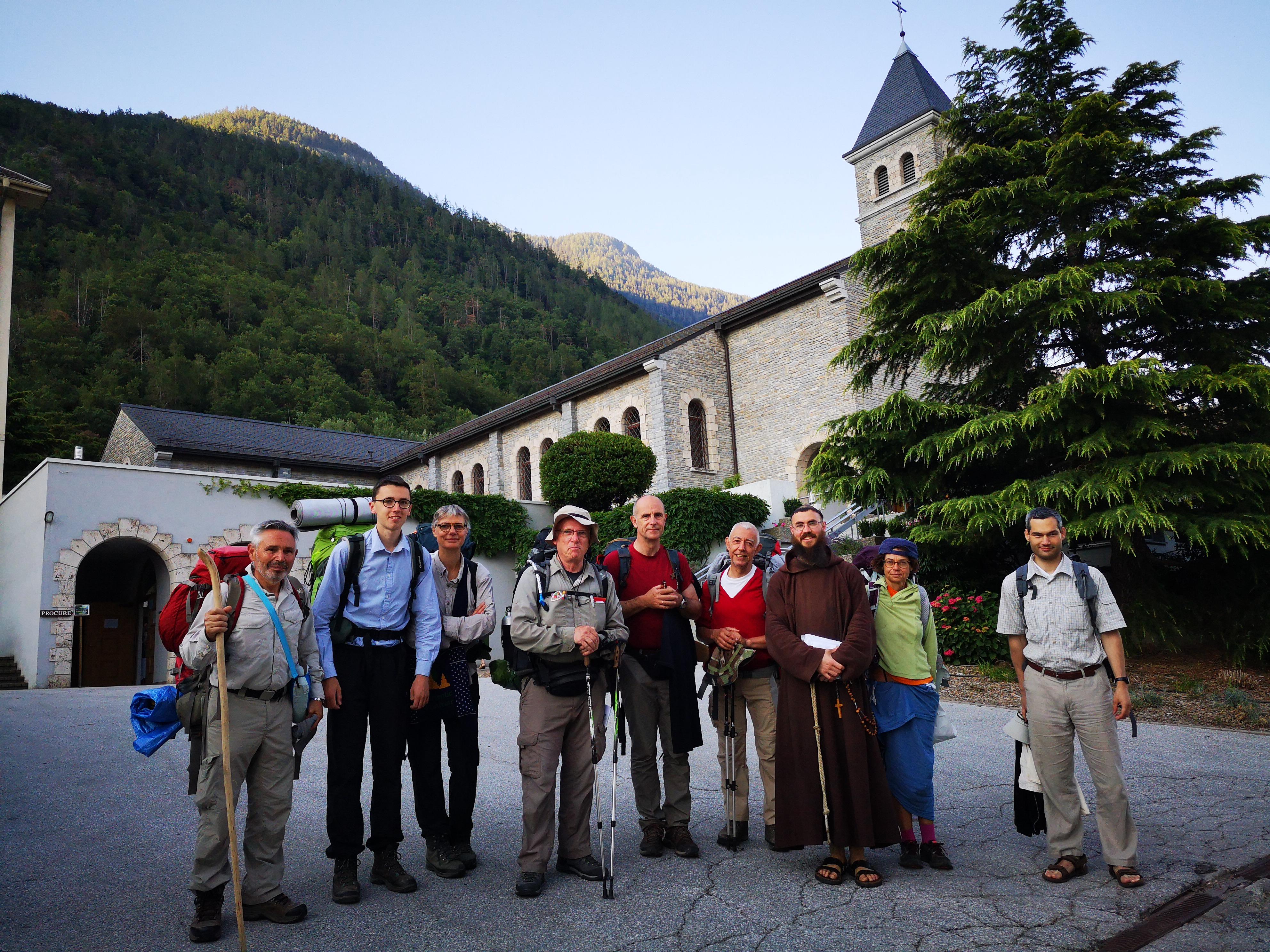 Reportage du pèlerinage Ecône-Assise (1/2)