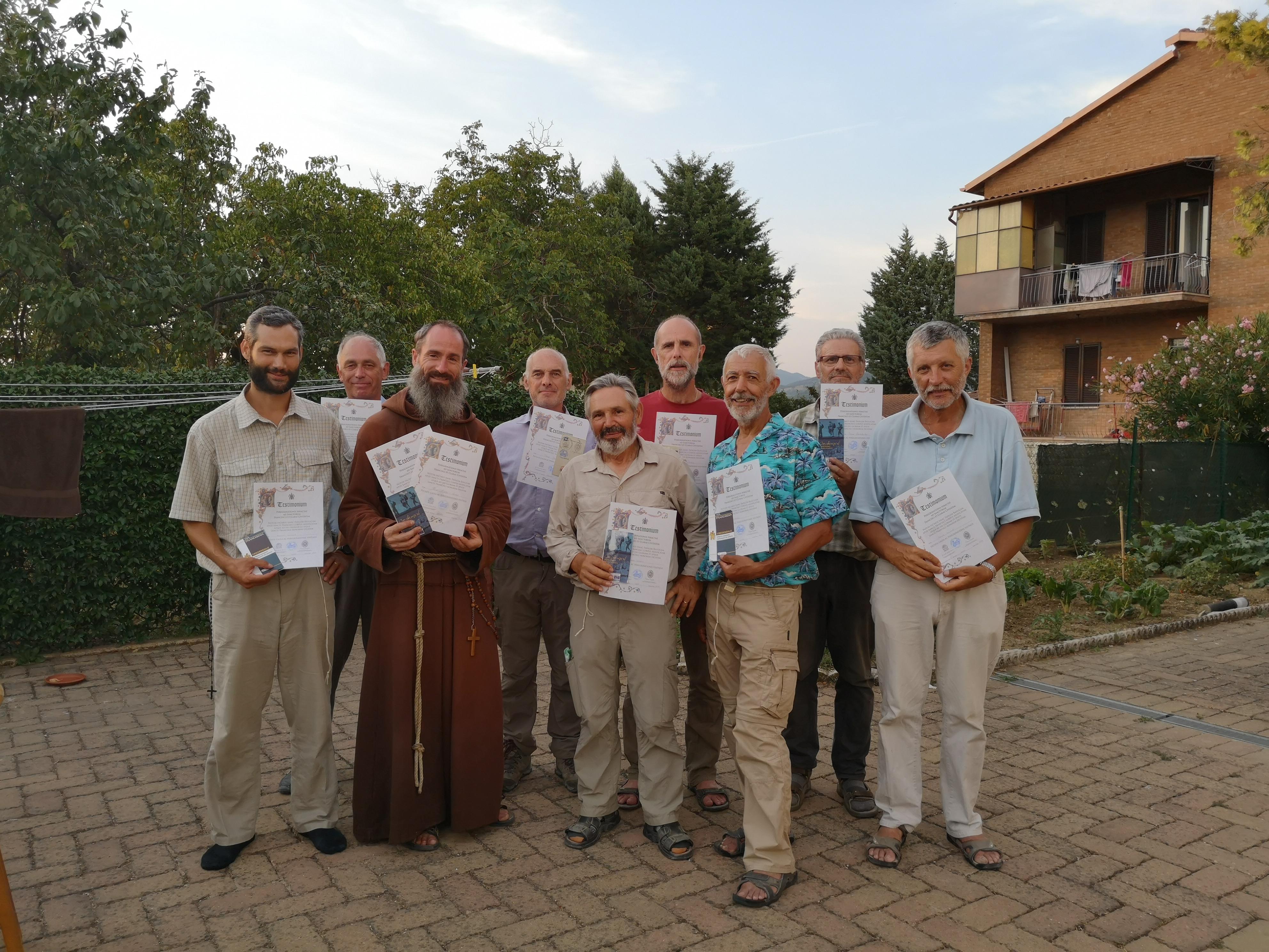 Suite du reportage du pèlerinage Ecône-Assise (2/2)