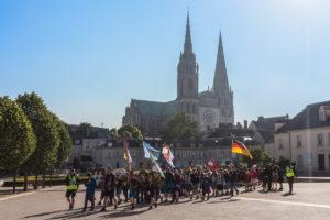 Read more about the article Pèlerinage de Chartres – Thème 2019