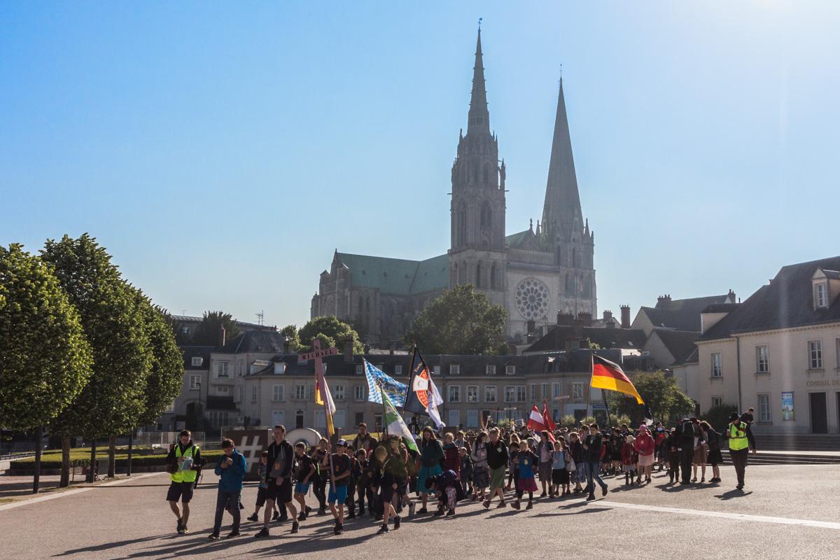 Pèlerinage de Chartres – Thème 2019