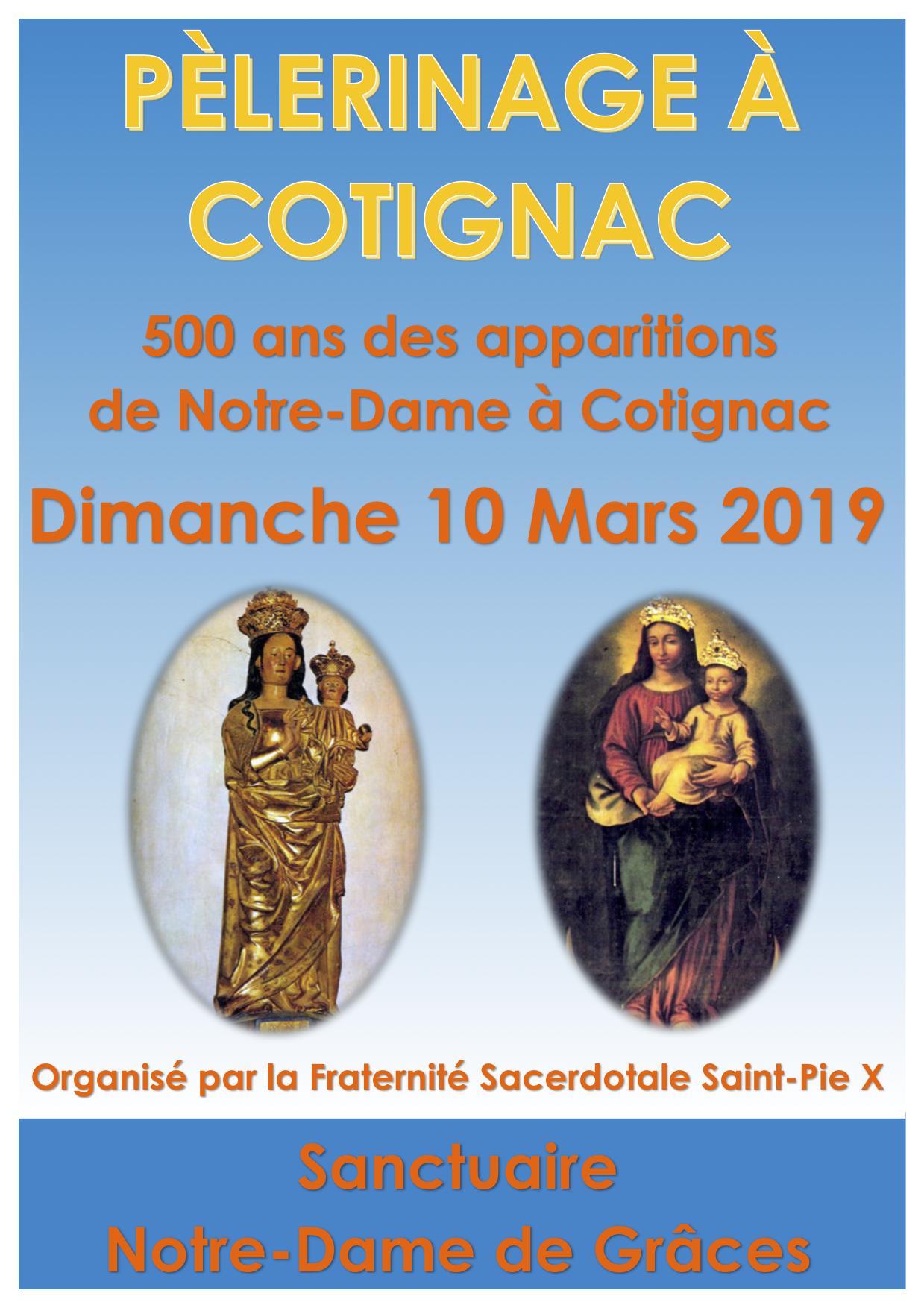 Pourquoi aller à Cotignac le 10 mars ?