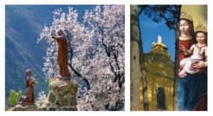 Pèlerinage de N-D du Laus à Cotignac du 24 avril au 1er mai