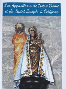 Livret des Apparitions de Notre-Dame et de saint Joseph à Cotignac