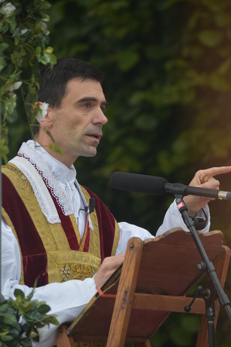 Read more about the article Pèlerinage de Pentecôte 2019 : le sermon du samedi