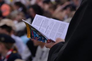 Pèlerinage de Pentecôte 2019 : Pendant ce temps…