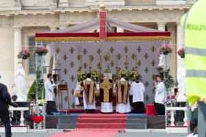 Pèlerinage de Pentecôte 2019 : la messe du lundi de Pentecôte