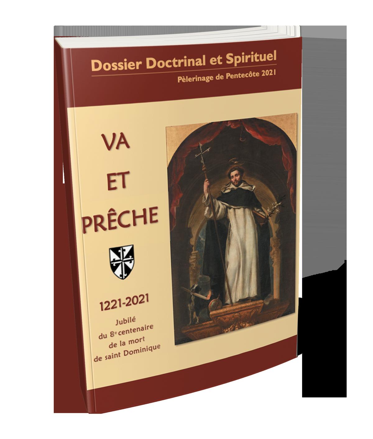 Dossier spirituel du pèlerinage de Chartres 2021